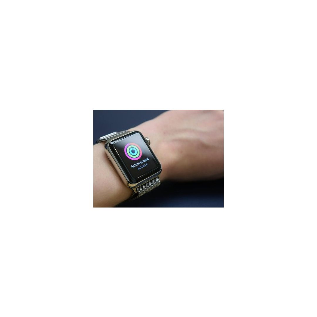 有了apple watch 运动再...