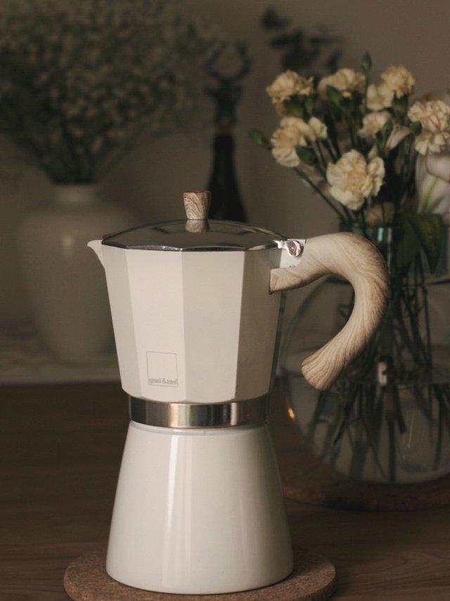 TJMaxx | 超爱的摩卡壶和咖啡杯