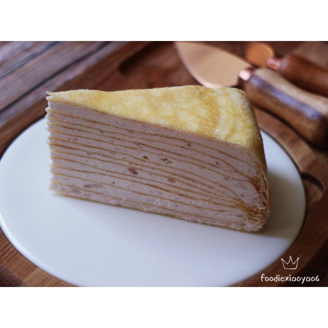 甜品推荐 | 塔吉特鲜奶香芋千层蛋糕🍰