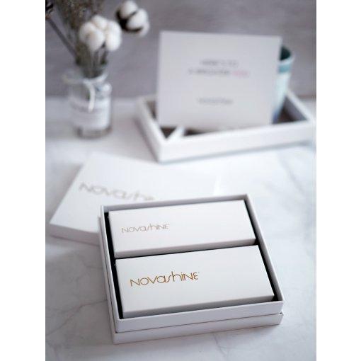 [微眾測] Novashine 讓妳的笑容變閃光⚡️
