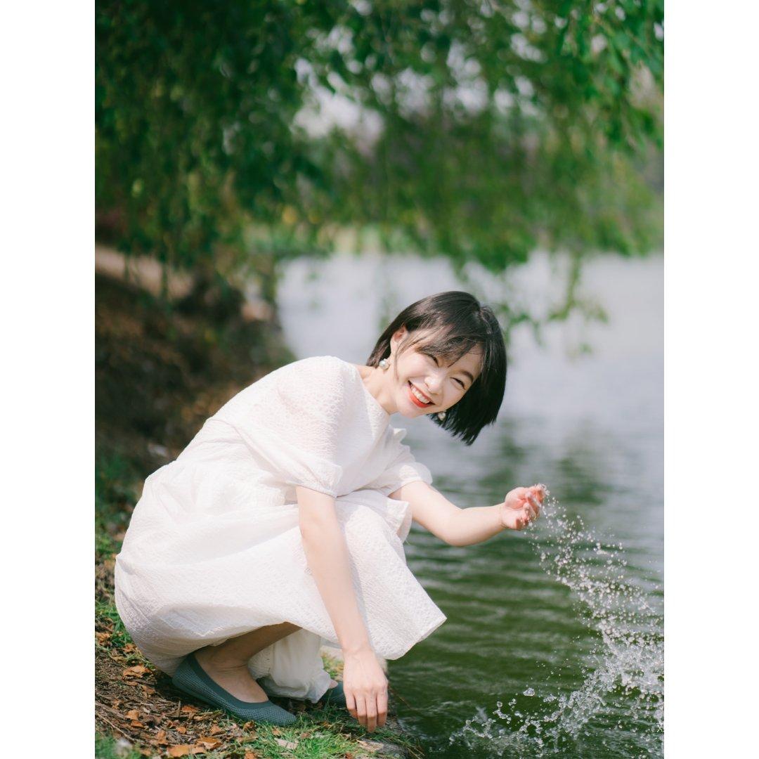 穿搭|白裙子➕芭蕾舞鞋🩰清凉一夏的...
