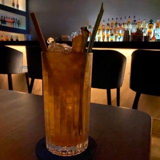 不经常喝酒,但是很爱长岛冰茶🍹...