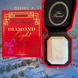 (微众测)Too Faced鼠年限定版钻石高光