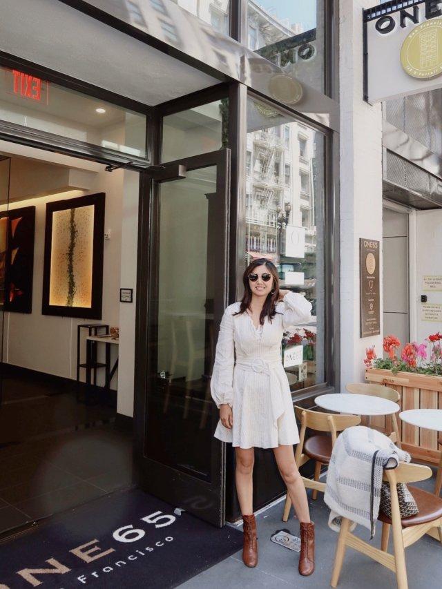 旧金山法式甜品餐厅推荐~ ONE6...