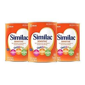 额外65折!$56.32补货:Similac 雅培一段低敏防腹泻婴儿奶粉