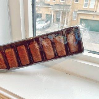 抢到最后一盒!来加拿大后超爱的巧克力脆卷...
