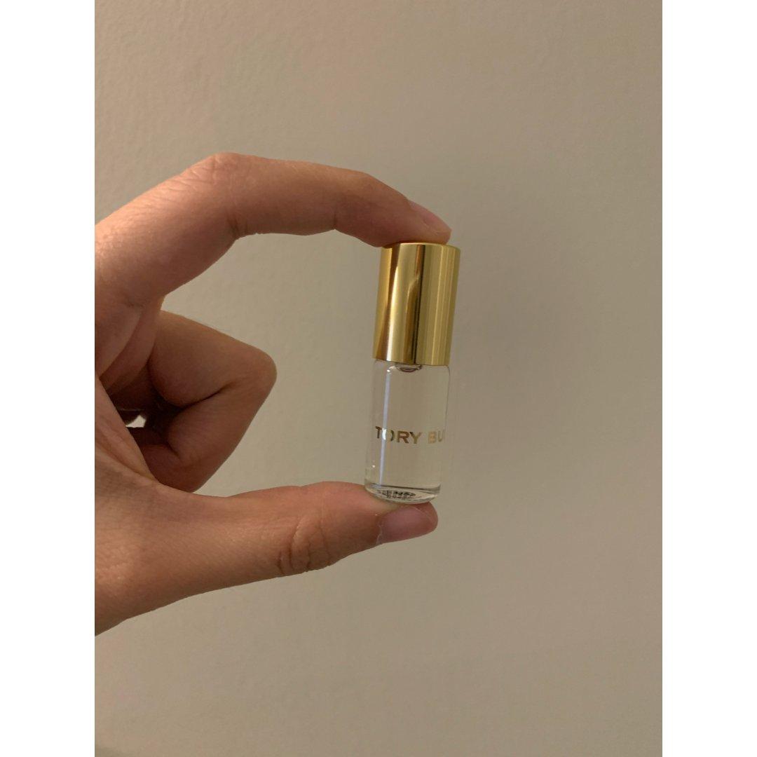 100积分sephora换来的香水...