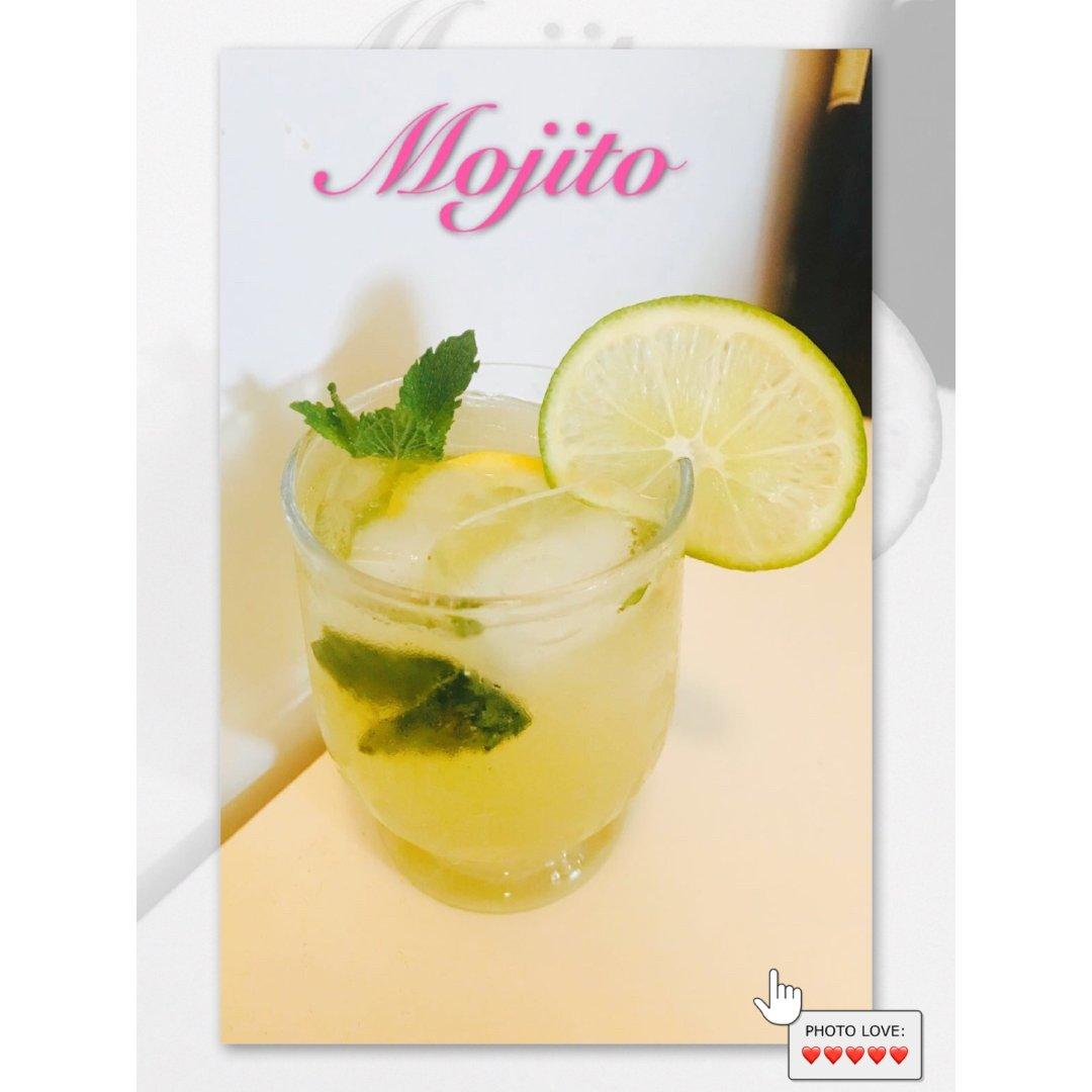 麻烦给我爱的人来一杯mojito