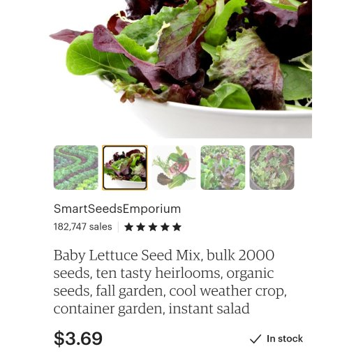 教你用Aerogarden种自己的种子🌱