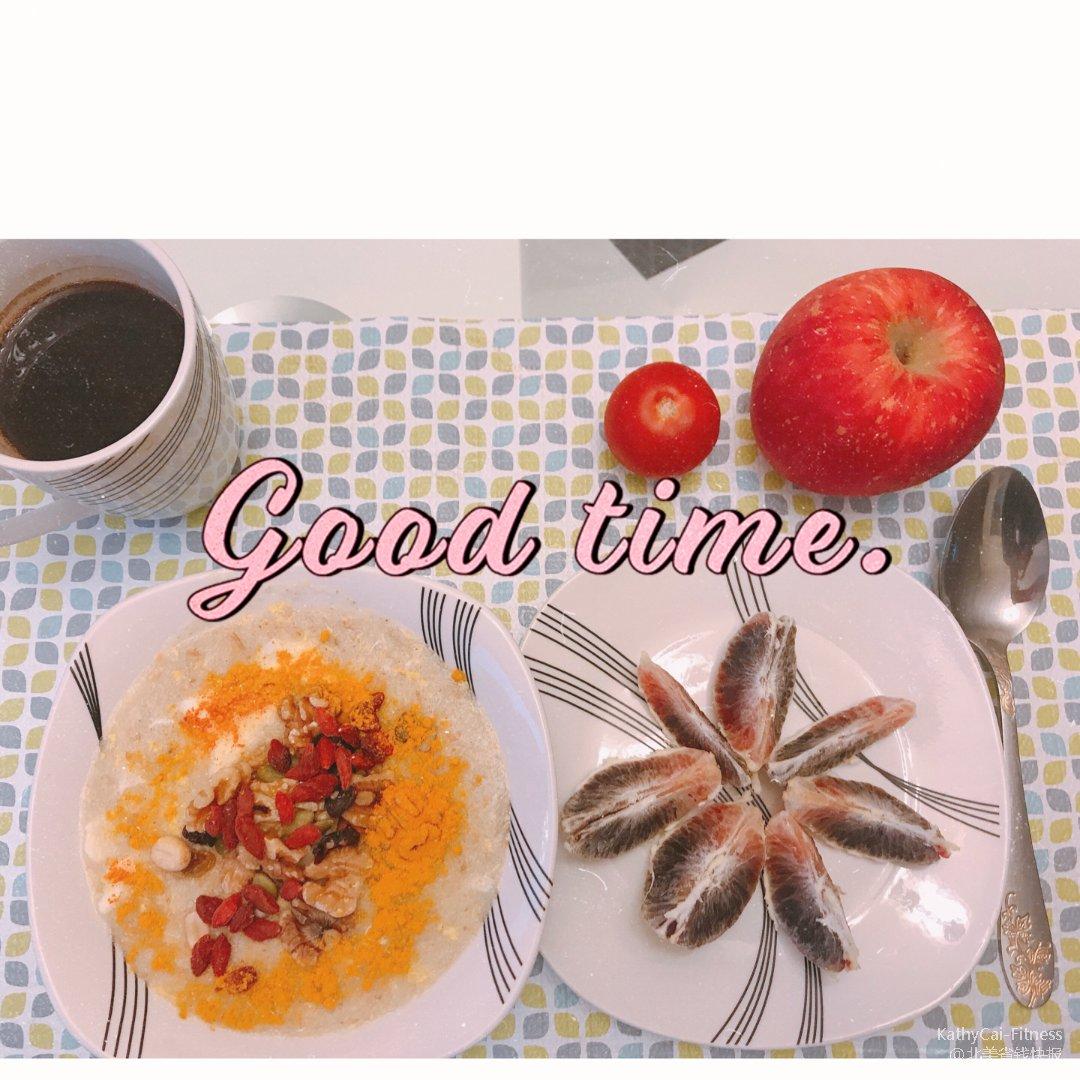 营养师吃不腻的瘦身早餐|花样燕麦粥...