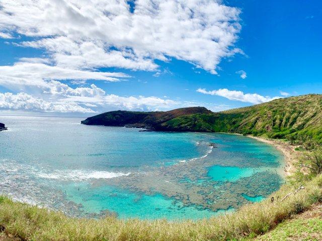 蜜月旅行夏威夷
