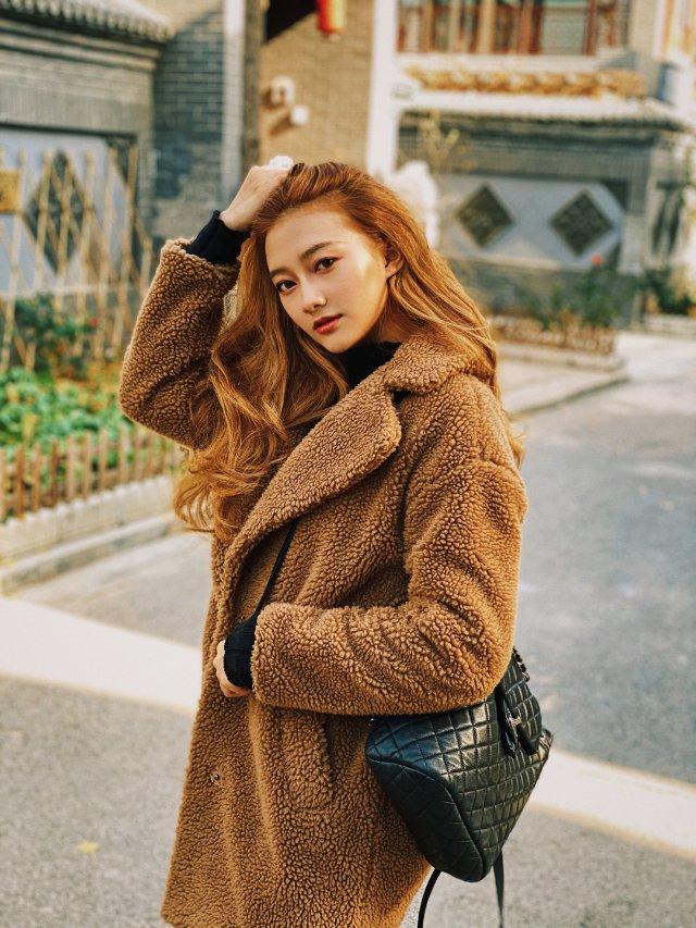 穿搭|平价泰迪大衣🧥冬日好暖和