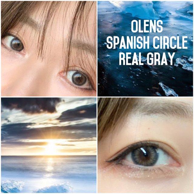 韩系美瞳Olens了解下!打造自然混血瞳