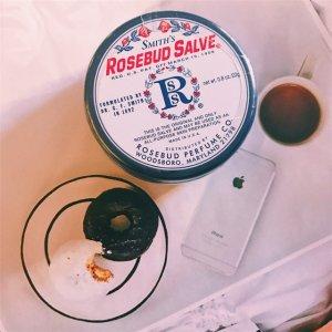 Smith's Rosebud Salve 润唇膏