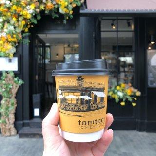 伦敦咖啡|全伦敦杯子最好看的咖啡店...