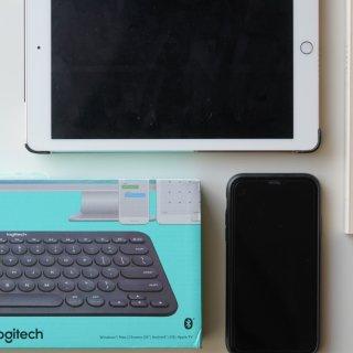 微众测|罗技Logitech K380蓝牙键盘|码字必备⌨️