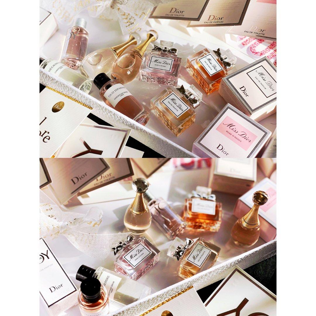 香氛|Dior香水小收藏|情人节气...