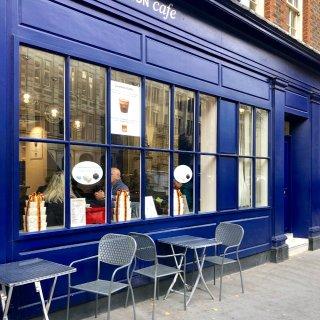 宅家打卡 伦敦东区的咖啡好久没喝...