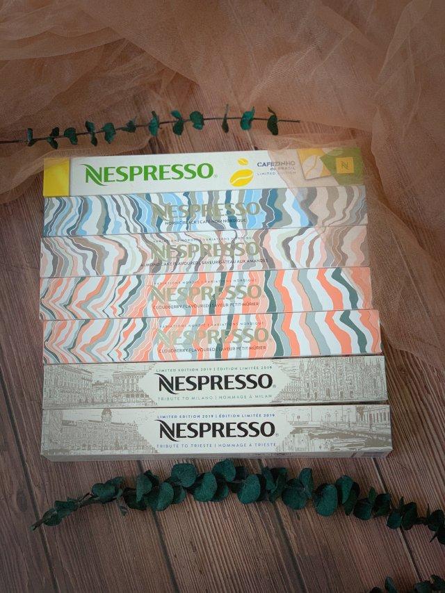 Nespresso 2019限量款...