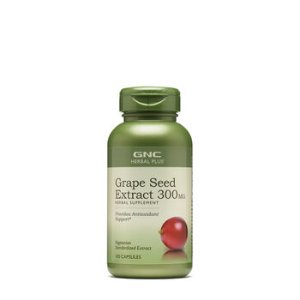 GNC Herbal Plus® Grape Seed Extract 300MG | GNC