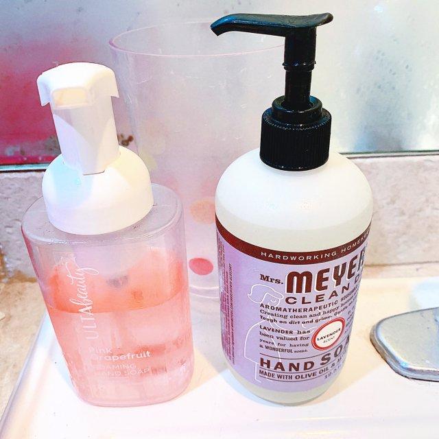 洗手液也要好用又好看呀🍧