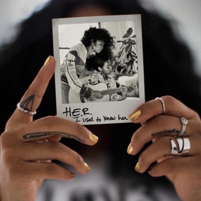 专辑💽推荐 H.E.R💽之HER
