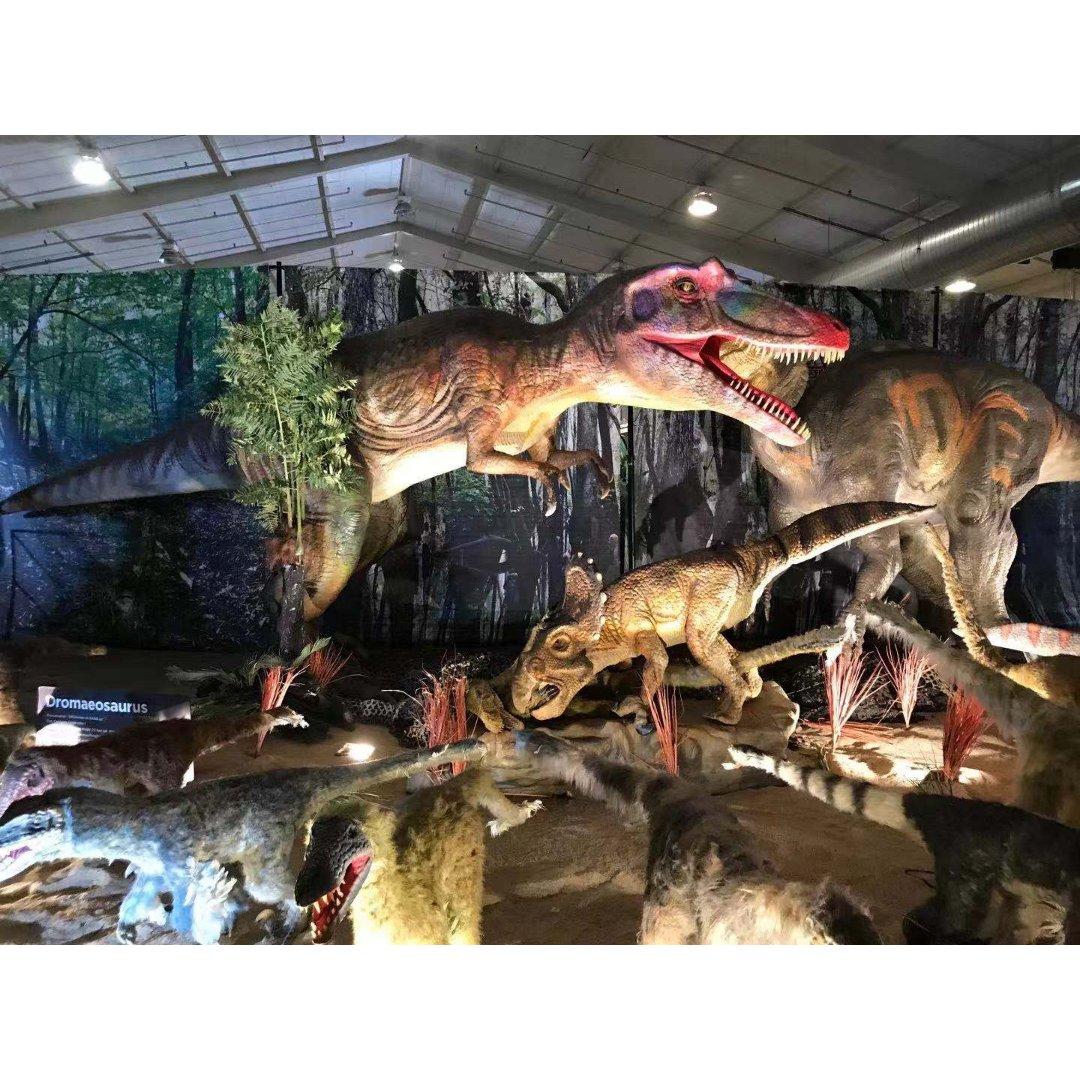 和侏罗纪有个约会