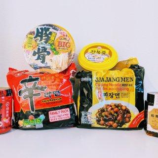 【微众测】只要3分钟就搞定美味一餐的亚洲速食大礼包