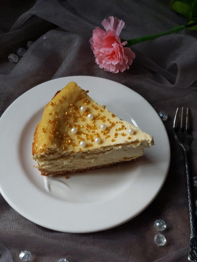 一日三餐吃什么之---重乳酪芝士蛋糕