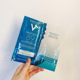 Vichy安瓶面膜