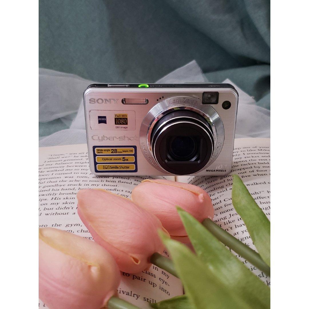 一起断舍离之---久远的数码相机,...