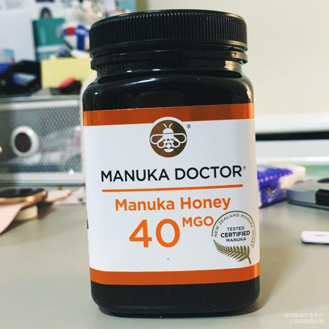 推薦Manuka蜜糖!後悔買得太少😭...