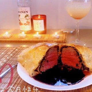 Beef Wellington惠灵顿牛排...