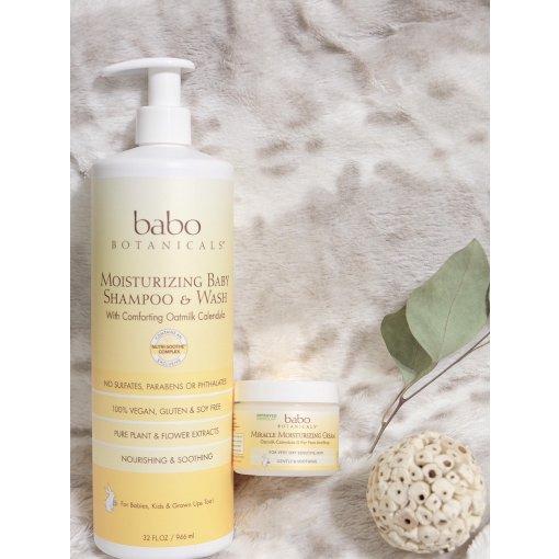 Babo Botanicals   宝宝和敏感肌 的福音