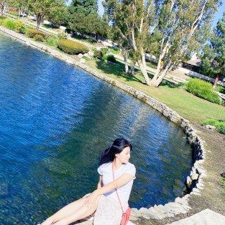 邂逅碧波荡漾🌊—洛杉矶约巴林达东湖社区...
