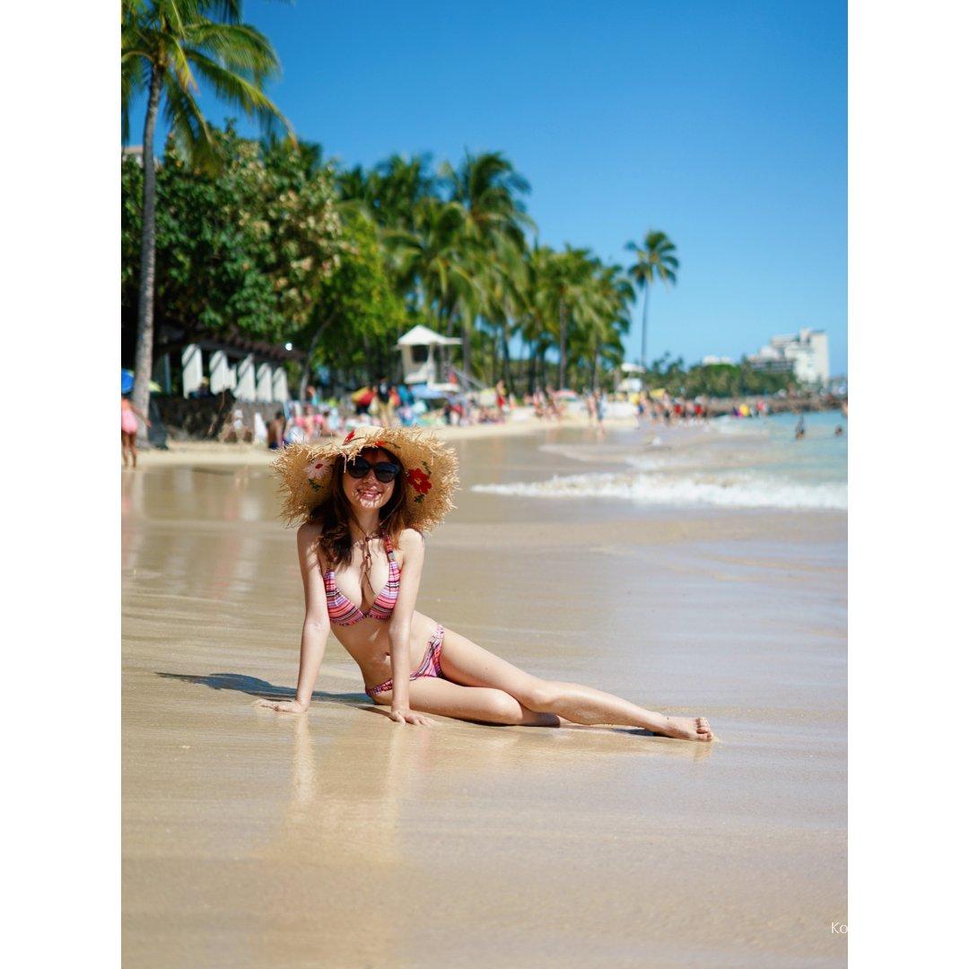 【沙滩穿搭】各种天气有对策!