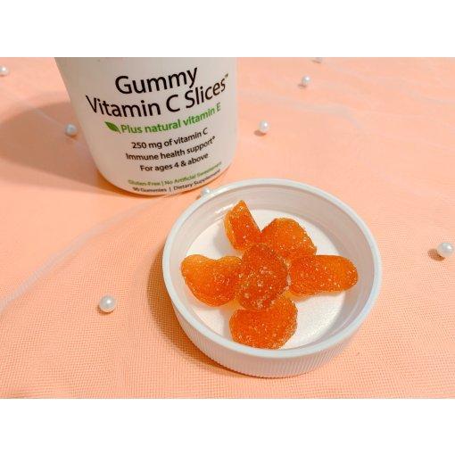 🍊橘子味的夏天 | 软VC遇上软糖精🍬