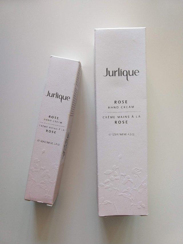 囤货 | Jurlique玫瑰护手霜