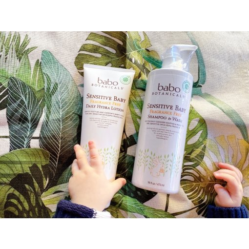 BABO Botanicals 干皮救星-纯天然植物成分