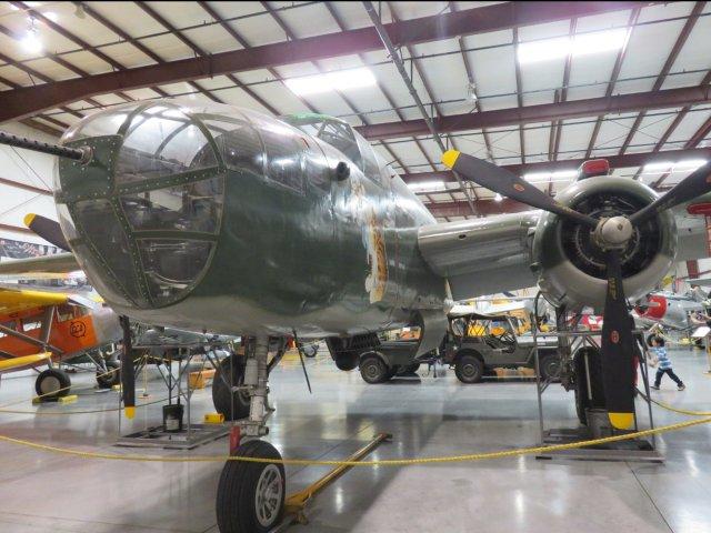 坐时光机去看历史:飞机博物馆✈️
