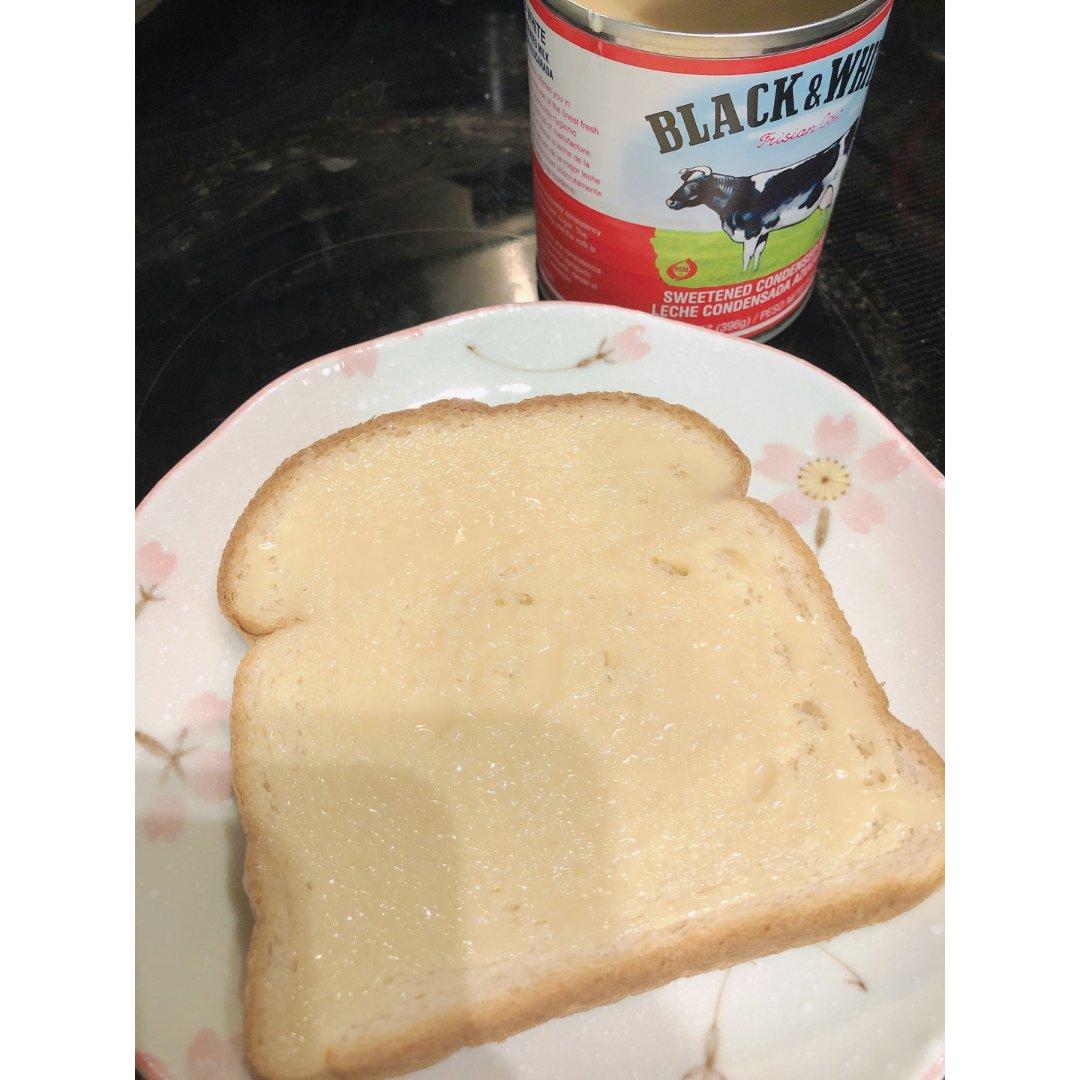甜甜的味道|爱上你就像炼奶爱上了面包~