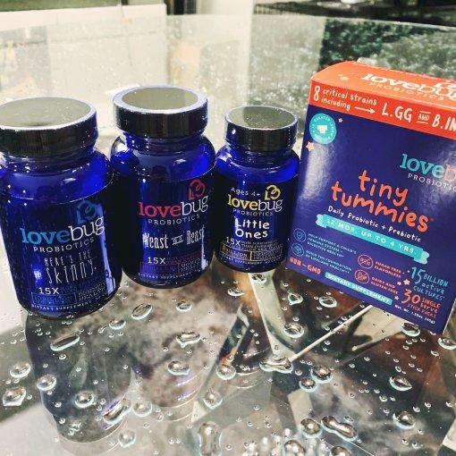 微众测*LoveBug益生菌*帮你维持肠道健康|提高免疫力