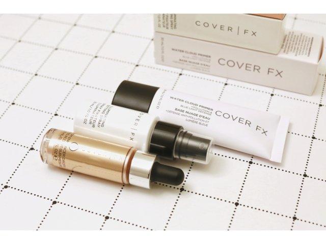 微众测|COVER FX为你带来极致光泽