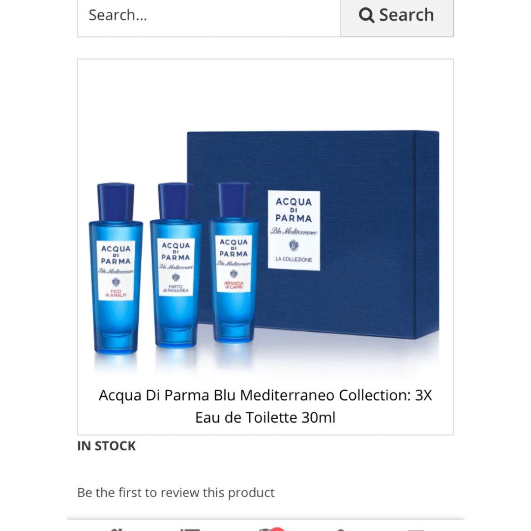 70镑收三瓶帕尔马热门香水!!...