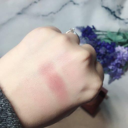 倩碧腮红盘❤️近期爱用品加试色