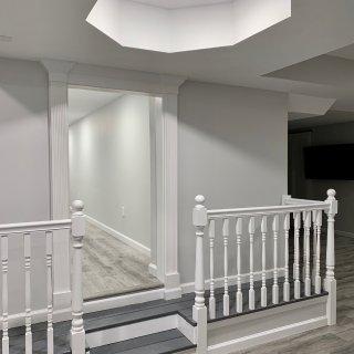 别样的地下室设计 之 儿童活动区...