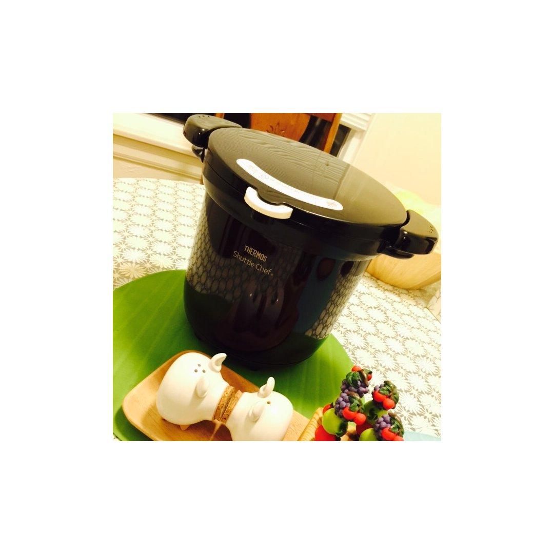 不用?不用⚡的焖烧锅,和焖烧罐一个...