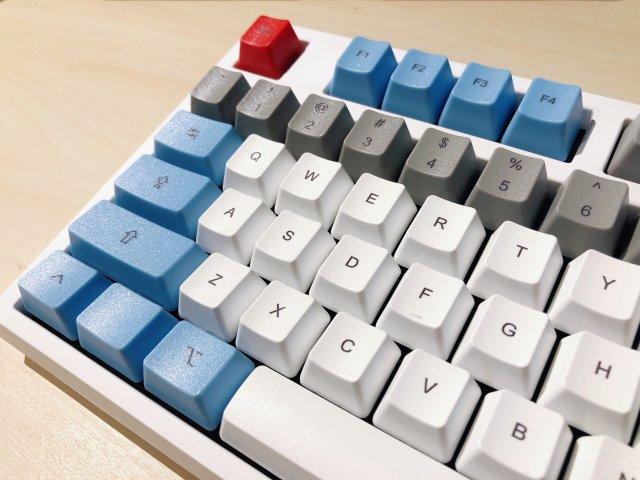 自配色机械键盘
