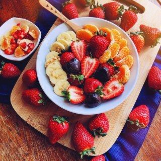 来一场草莓盛宴,原来草莓也可以很百搭...