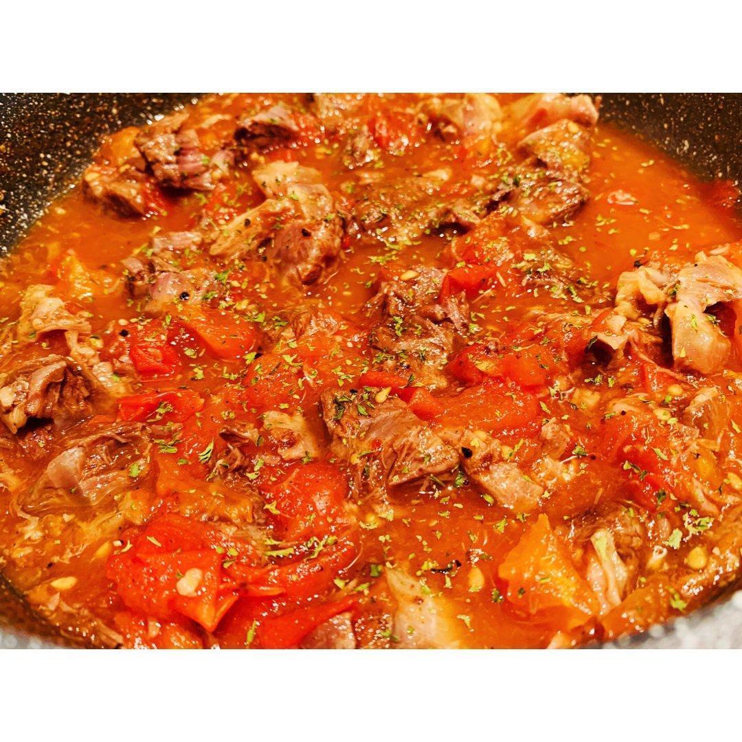 美食攻略 | 快手健康晚餐番茄炖牛肉